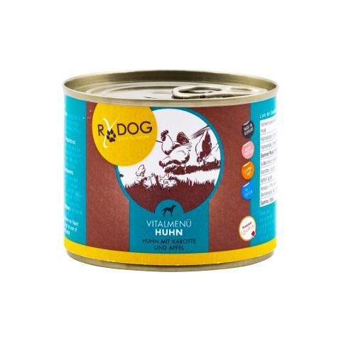 RyDog Vitalmenü Huhn 200g (6 Stück)